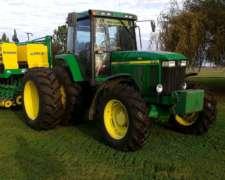 Tractor John Deere 7810. 1997, 14.000 HS, 185, HP