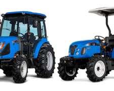 Tractor LS R65 73hp - Doble Traccion, Excelente Tractor