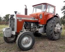 Tractor - Massey Ferguson 1195 - año 1980