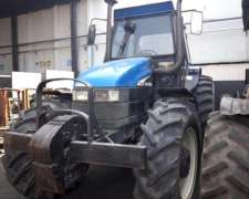 Tractor New Holland TS120 año 2006