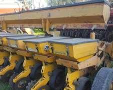 Sembradora Agrometal de 9 a 52 Revisada Turbo OKM