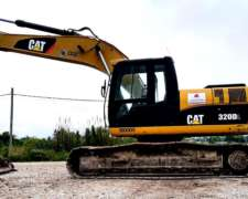 Venta de Retroexcavadoras CAT 320d
