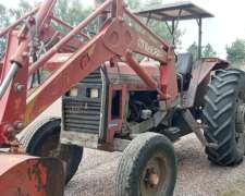 Tractor Usado Marca Massey Ferguson 1360