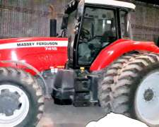 Tractor Massey Ferguson 2010, Power Shift 7415
