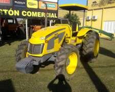 Tractor Pauny 180a De 83 Hp 4000 Hs Con 3 Puntos