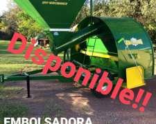 Embolsadora Metalpaz Nueva Disponible