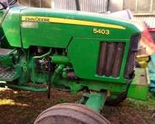 Tractor John Deere 5403