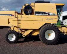New Holland TC 59, Tracción Simple, 2005