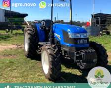 Tractor Usado 85 HP New Holland 3 Puntos