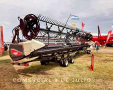 Cabezal Draper Maizco DM200 F - 9 de Julio