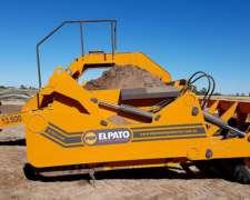 Palon Eyector con Compuerta para Nivelación PLE-ST10000