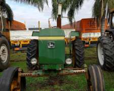 Tractor John Deere 3530 Tracción Simple - Plan Cheque
