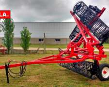 Rolo Transportador Hidraulico - Acepla