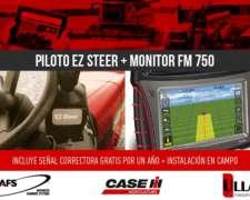 Piloto Automatico Trimble, EZ Steer, 12 Cheques sin Interés