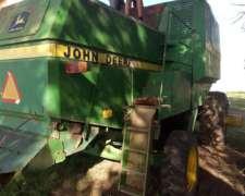 Cosechadora John Deere 1075a