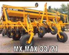Agrometal Mx-max 33/21 Disponible