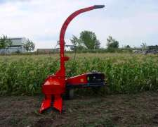 Picadora De 1 Surco De Maiz/sorgo Implemento Tractor