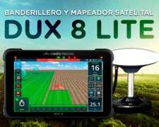 Mapeador y Banderillero Satelital DUX 8 Lite Financialo