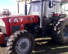 Tractor Agrinar T 120 Doble Traccion