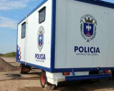 Casillas Oficina Hospital Movil Trailers Obrador Sanatorio