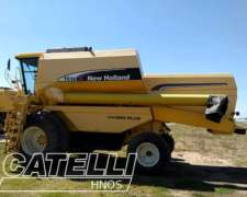 Cosechadora New Holland Tc59 Año 2004