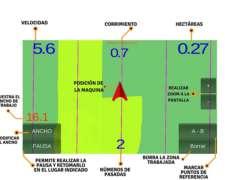 Banderillero Satelital 7 Instalado con Viáticos EFE y EFE