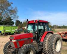 Tractor Case 5150 con Rolo y Hoja Topadora. muy Buen Estado