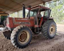 Tractor Fiatagri 180/90 D/t, 95, Cabimetal.