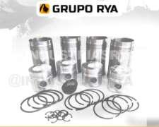 Conjunto Xinchai 490 // Grupo RYA