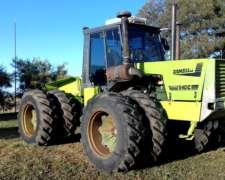 Tractor Zanello 540 año 1997 con TDF y Comandos Hidraulicos.