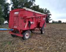 Tolva Semilla y Fertilizante Ombu