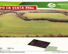 Campo en Venta 20,5 Ha Agrícola Villa Urquiza Entre Rios