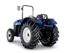 Tractor New Holland T T 3880 4 W D Estrecho