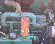 Vendo o Permuto Motor John Deere 1175 de 175hp