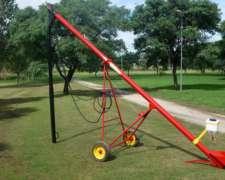 Chimango Hidraulico 7, 5metros Trasportable