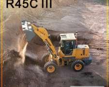 Pala Frontal R45c III