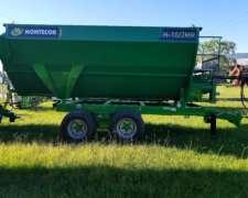 Mixer Montecor H-10/2 MR con Reductor