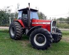 Massey Ferguson 660 Rodado 24.5x32 - Cabina Soid