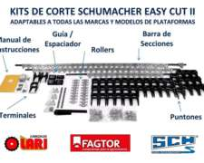 Kit De Corte Schumacher Adaptable A Todas Las Marcas
