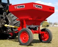 Esparcidora de Fertilizante RDA 600/1050 Marca Yomel