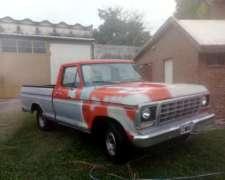 Ford 79 con Deutz