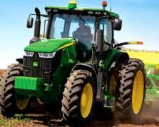 Tractor John Deere 7230r Nuevo