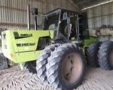 Tractor Zanello 540, Lobos