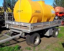 Cisterna 5000 Litros Para Agua