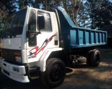Ford Cargo 1416 con Cummins
