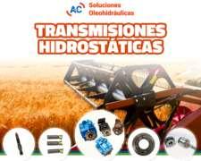 Transmisiones Hidrostáticas y Repuestos