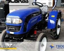Tractor Lovol TE250 25hp Tres Puntos