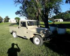 Vendo Jeep Ika 1969
