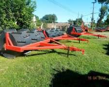 Rolo Picador Aireador Hidraulico