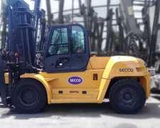 Autoelevador CAT P33.000 (15 Tn), Usado Premium
